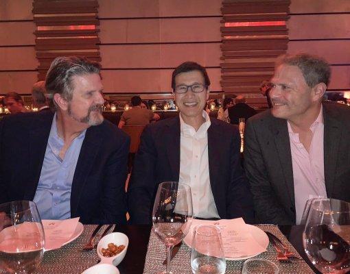 QMP Meeting : Gerbault, Davis, Toriumi