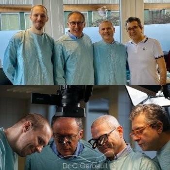 Dr Gerbault et l'IRSS à Budapest