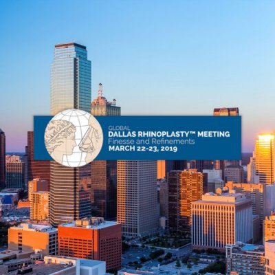 Dallas Rhinoplasty Meeting, Dr Gerbault