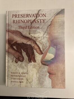 Livre Preservation Rhinoplasty