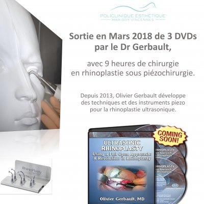 DVD Docteur Gerbault