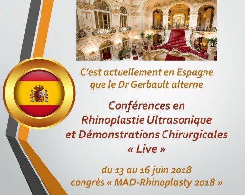 Madrid congrès juin 2018