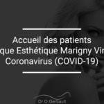 Chirurgie esthétique COVID-19