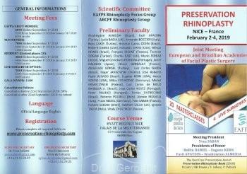 Le programme du congrès