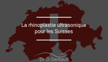 Rhinoplastie en Suisse